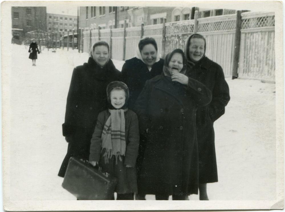 Русские люди. 1930–1970-е 1930е, 1960е, 1940е, 1950е, 1970е, больших