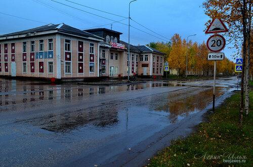 Фотография Инты №8129  Северо-восточный угол Кирова 21 (бывший рынок