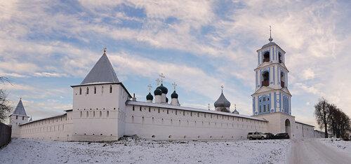 Никитский мужской монастырь в Переславле-Залесском