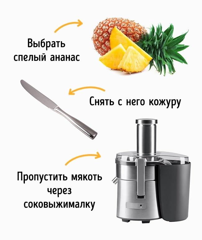 © Silberfuchs  Можно разбавлять водой. Пить попотребности. Ананасовый сок всчитаные секунды