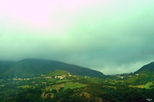 Аппенинские горы. Италия