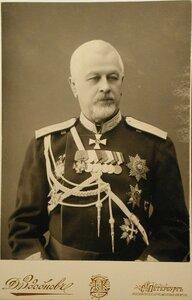 Рооп Христофор Христофорович - генерал-адъютант, президент-дьякон французской реформаторской церкви