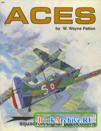 Книга Squadron/Signal Publications 6077: Aces - Aircraft Specials series