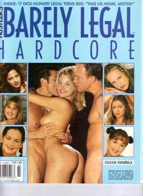 Журнал Журнал Hustler Barely Legal Hardcore VOL.1Nr.2