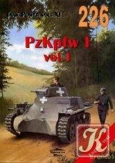 Книга Tank Power vol.XI. PzKpfw I vol. I (Militaria 226)