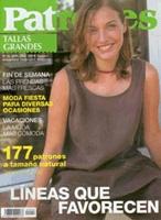 Журнал Журнал Patrones №26  TallasGrandes 2003