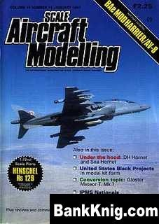 Журнал Scale Aircraft Modelling - Vol 18 No 11