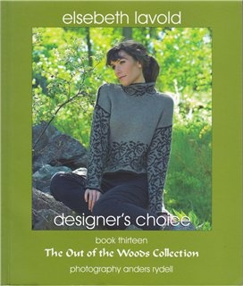 Журнал Журнал Designer's Choice Book 13: The Out of the Woods Collection
