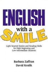 Книга English with a Smile: Light-Hearted Stories and Reading Skills for High-Beginning and Low-Intermediate Students