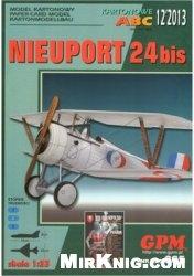 Журнал Nieuport 24 bis [GPM 365 ABC 12/2013]