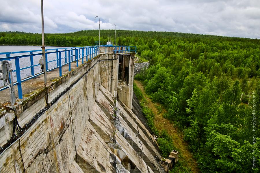 0 cd46a 3d5e706c orig Янискоски ГЭС на реке Паз