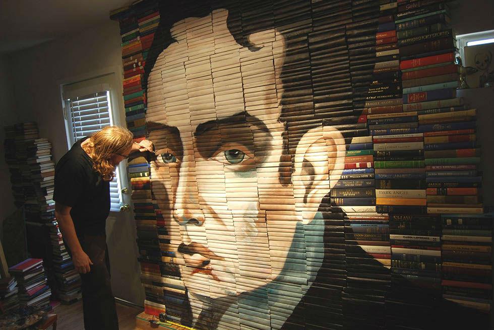 Сколько книг перепортить