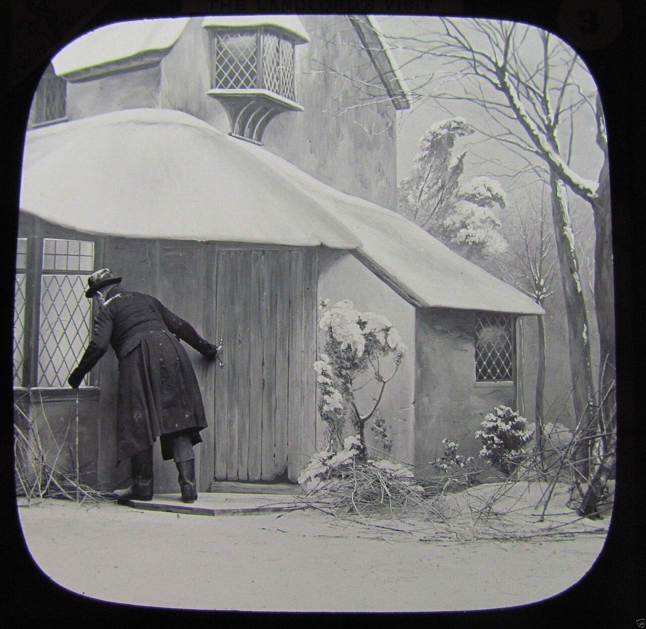 03. «Визит домовладельца».  1890