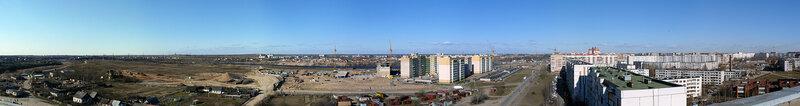 Панорама на ЖК Солнечный берег