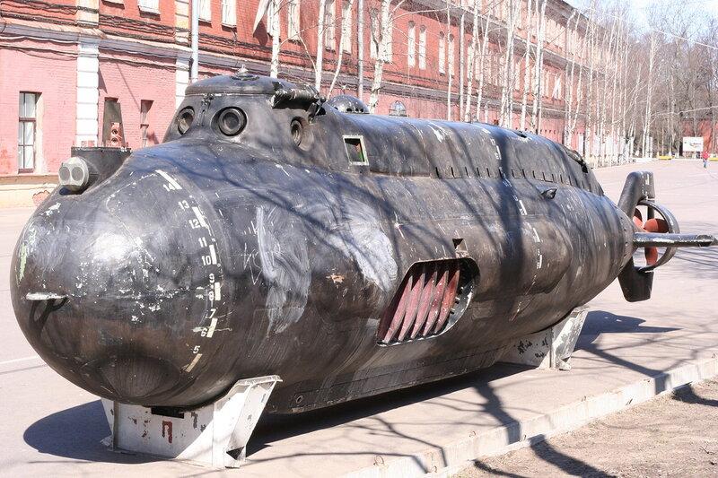 """Транспортировщик боевых плоцов пр. 908 (""""Тритон-2М"""")"""