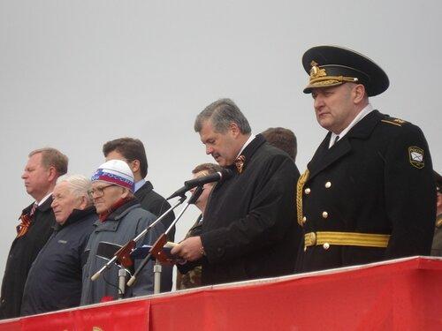 митинг памяти в Долине Славы