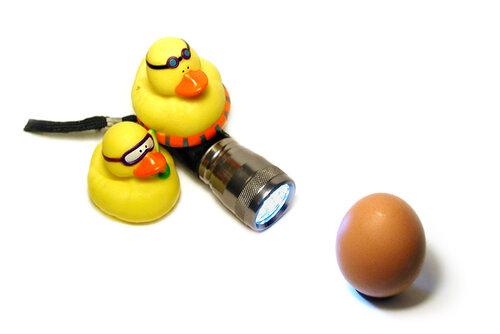 Святить, освящать яйца