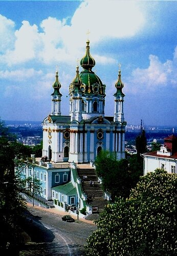 Церковь святого Андрея Первозванного