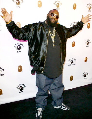 Rick Ross Выпускает Mixtape - Before I Self Destruct