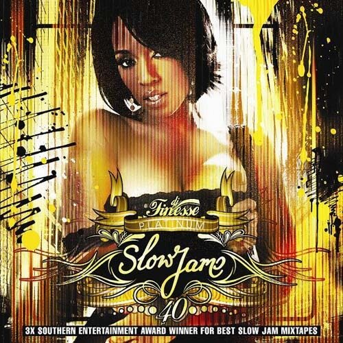 DJ Finesse - Platinum Slow Jams 40 (2009)