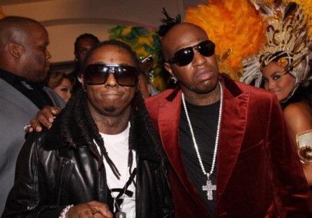 Birdman Советует 50 Cent'у Взятся За Ум