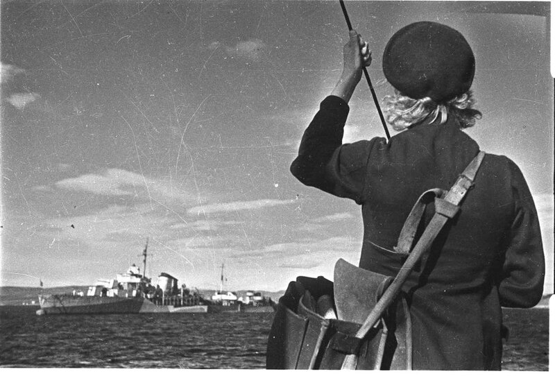Северный флот, Мурманск, Кольский