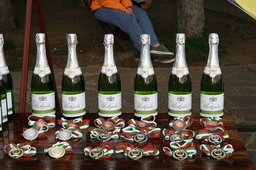 награда Shambhala Open Cup 2009