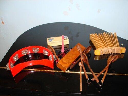 Фольклорный инструмент
