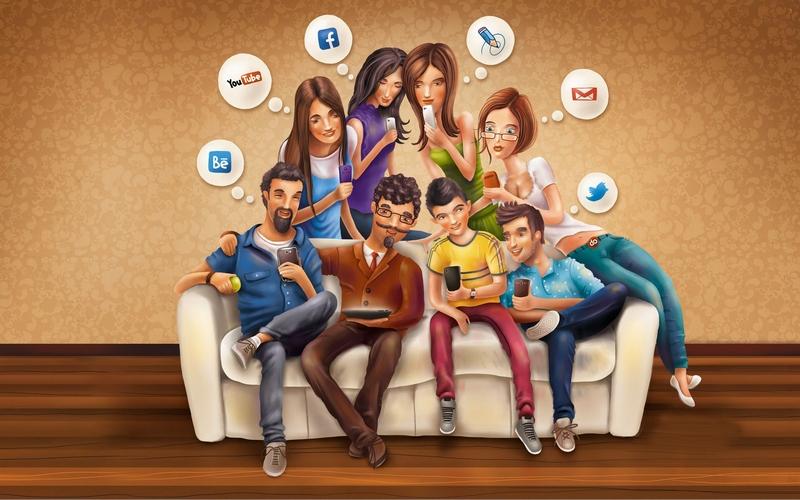 Сведения, которые лучше удалить из социальных сетей