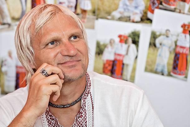 К 25-той годовщине Независимости Украины Олег Скрипка подарил украинцам новый патриотический клип (видео)