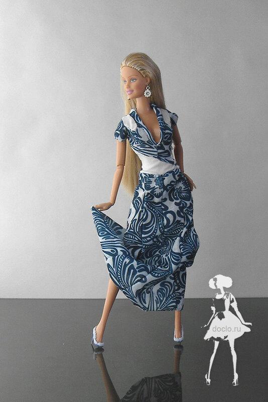 Длинное платье в пол своими руками выкройки 89
