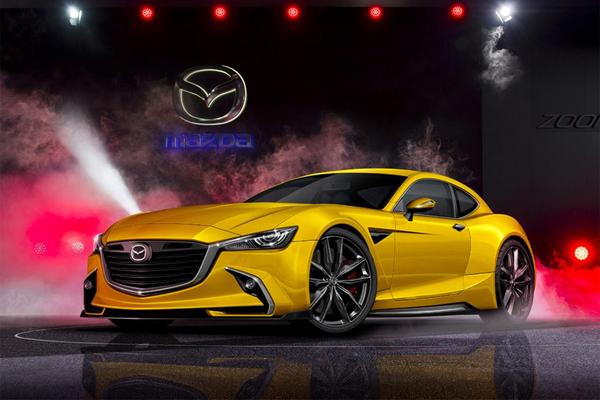 В 2020 году выйдет Mазда c роторным двигателем