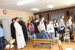 22 мая в духовно-просветительском центре при храме Донской иконы Божией Матери прошёл праздник, посвящённый Пасхе Христовой и Дню Славянской письменности и культуры