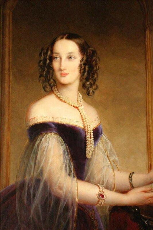 Великая княгиня Мария Николаевна.