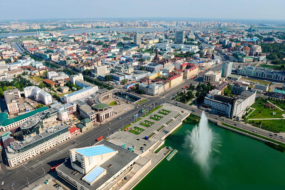 Фото Казань 2016