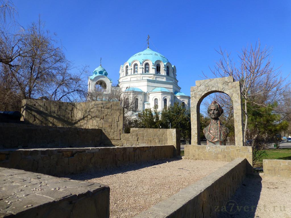 Николаевский собор в Евпатории, Крым
