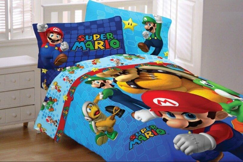 Добрые советы! Выбор постельного белья для детей