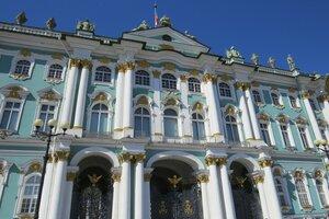 Достопримечательности Санкт-Петербурга: Эрмитаж