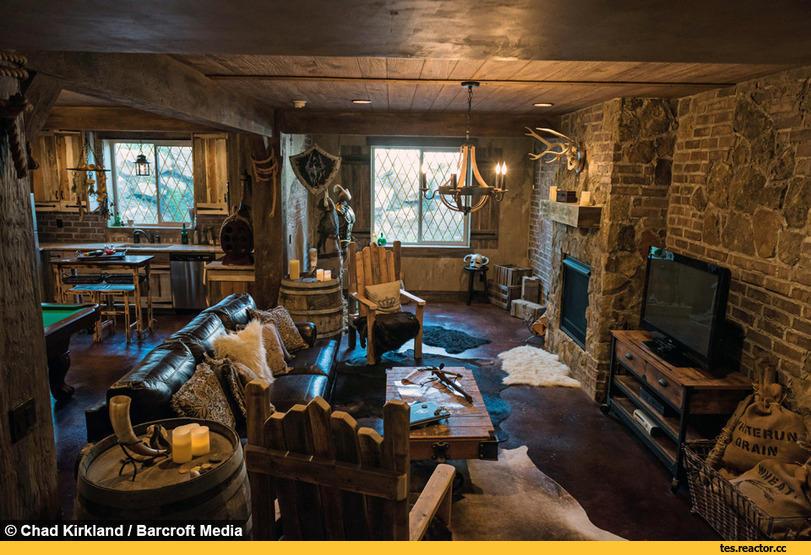 50 тысяч долларов за дизайн дома из Elder Scrolls (10 фото)