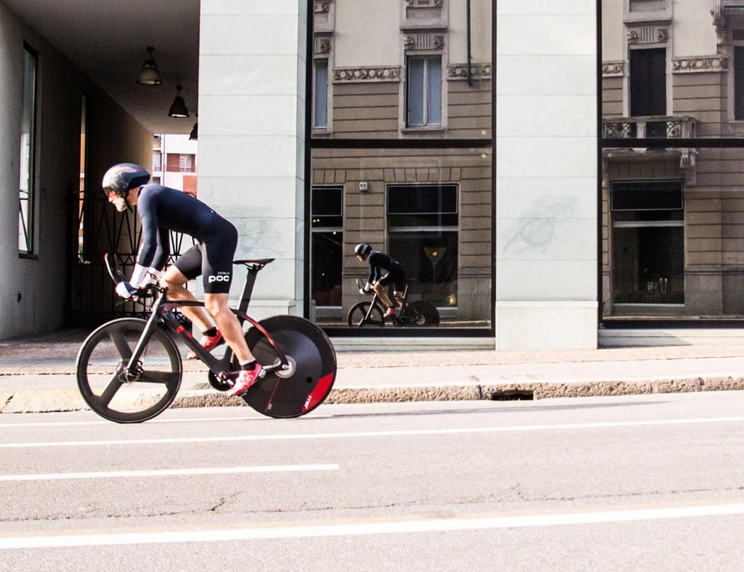 Велосипед, разгоняющийся без усилий. Одним из важнейших достоинств BestiaNera Hybrid Bike является т