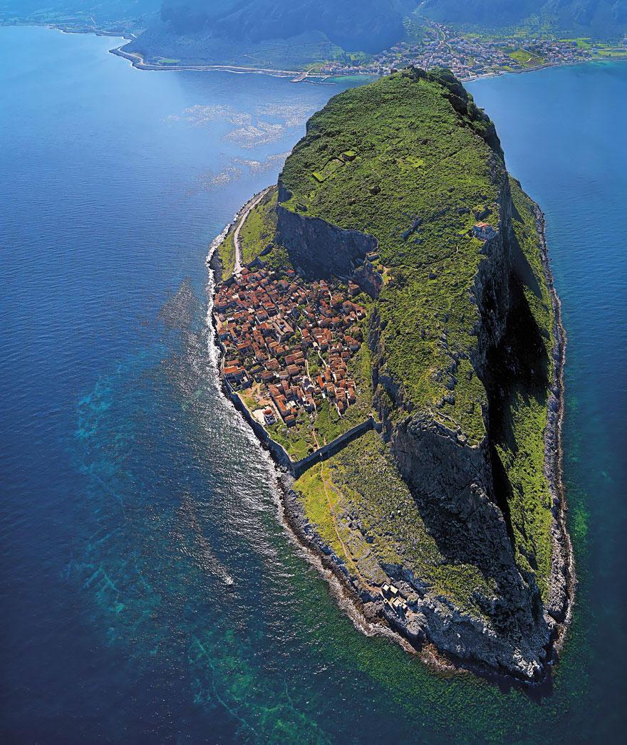 Монемвасия, Греция.