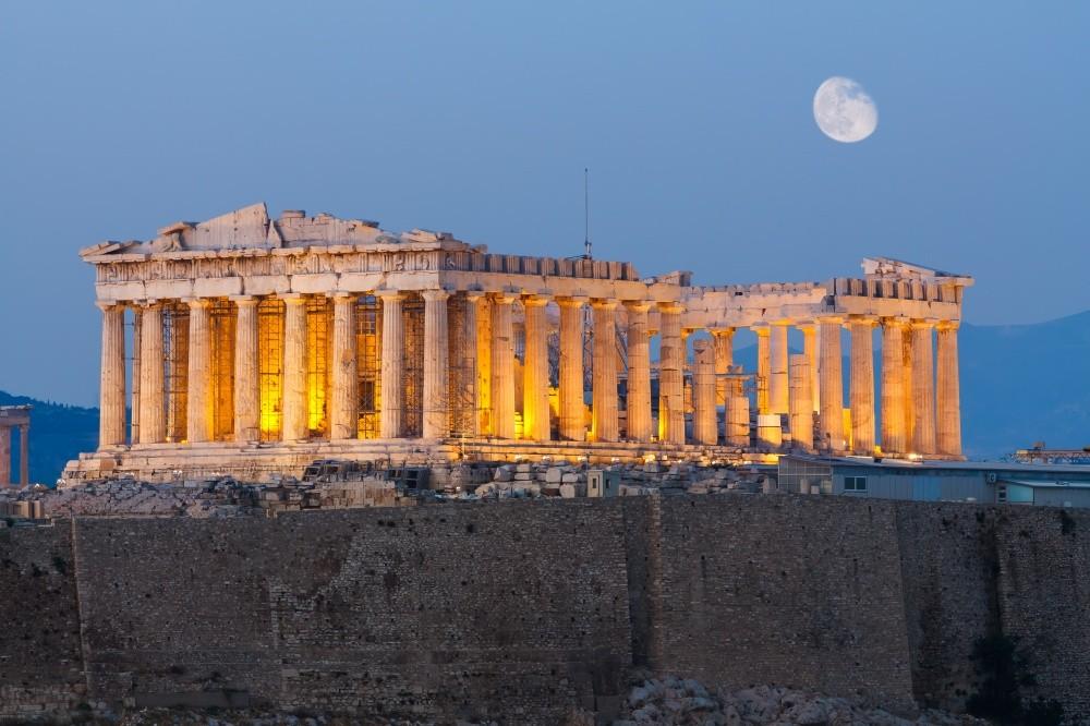 Греция — это не только райский уголок с многообразной природой и разлитым вокруг всего синим морем.