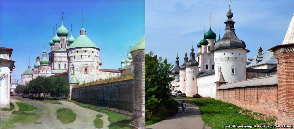 Ростовский кремль. 1911/2009. Фото: В. Ратников.