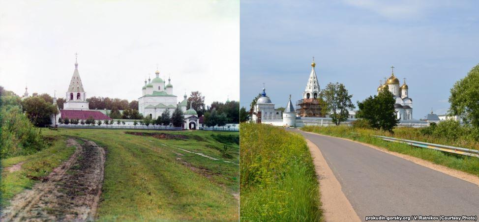 Ферапонтов монастырь, 1911/2012. Фото: В. Ратников.