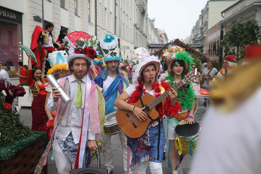 Фестиваль — отличный повод прогуляться по городу, принять участие в кулинарном или творческом мастер