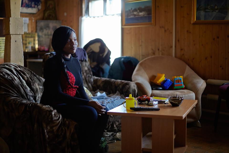 4. Джульетте сейчас 24 года. Она из города Бенин-Сити. В России прожила полгода. По словам девушки,