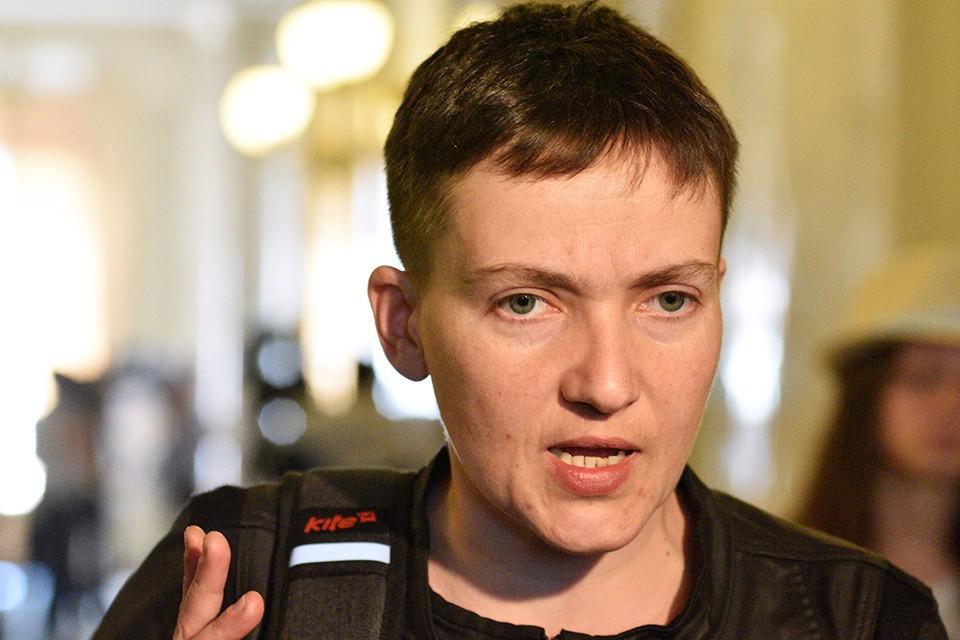 Савченко вПАСЕ поведала опланах Кремля стать соседом США иЕвропы