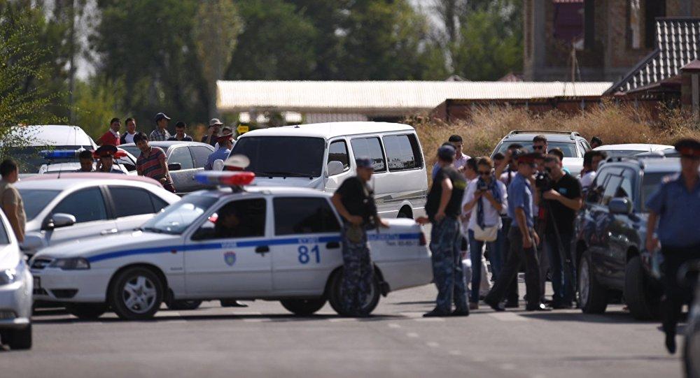 ГКНБ: Информация осовершении 30августа теракта вБишкеке таджикистанцем недостоверна