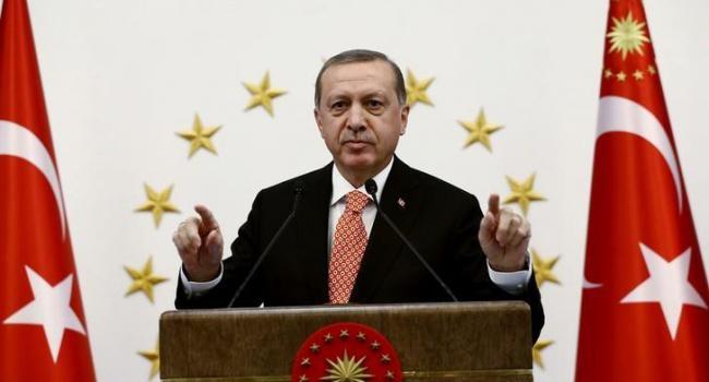 Эрдоган: Турция должна покончить сИГ вСирии