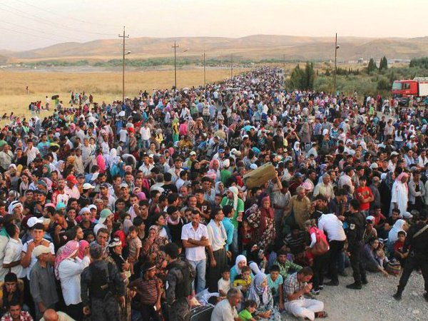 США примут 110 тыс. беженцев в последующем 2017